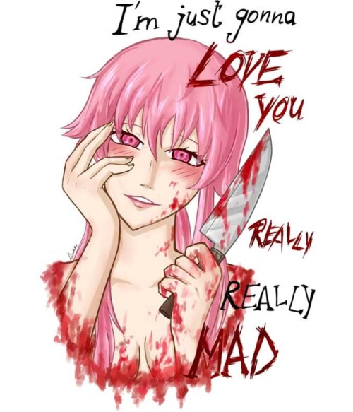 Love you really mad