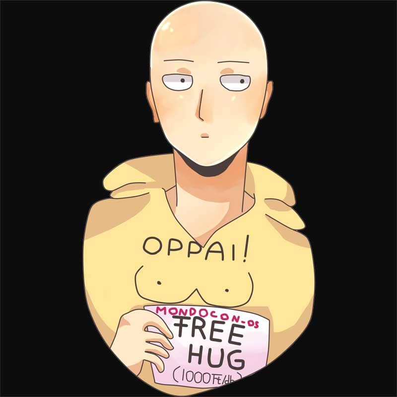Free hug for 1000Ft Póló - @Baracku