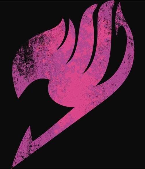 Fairy Tail Tattoo Pink
