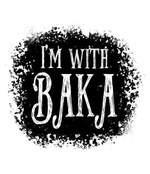 I'm with Baka – Tim Burton style