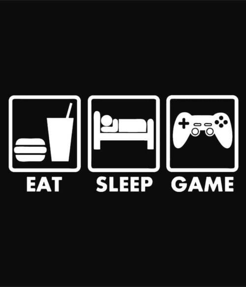 Eat-Sleep-Game