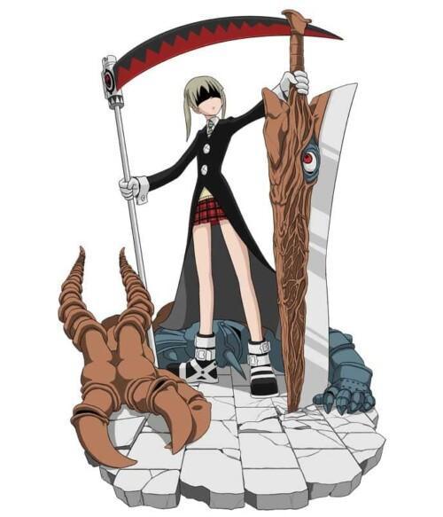 The soul eater edge Póló - @Orientalis