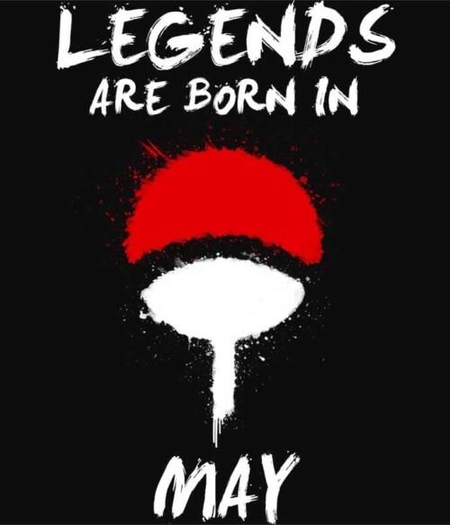 Uchiha Legends May Póló - Naruto