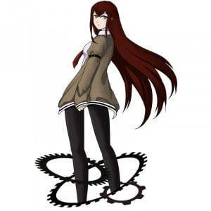 Steins; Gate - Makise Kurisu Póló - Steins; Gate - Lindako