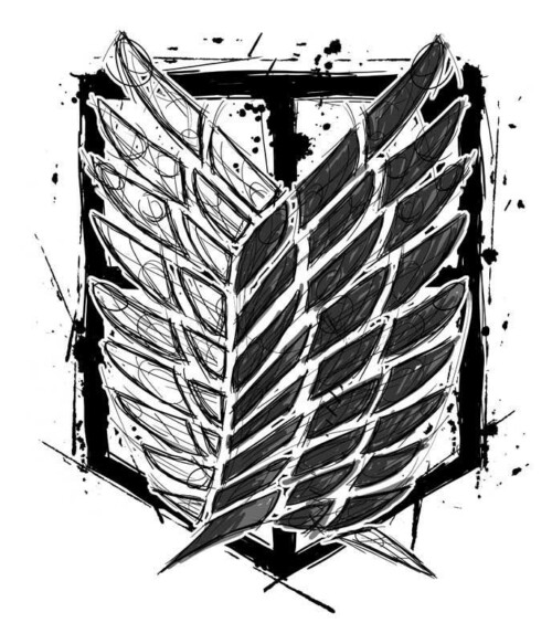 Graphic legion logo